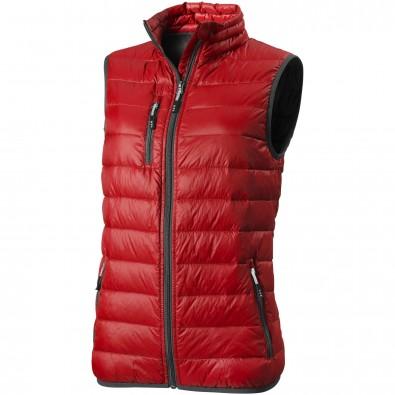 Fairview leichter Daunen-Bodywarmer für Damen, rot, M