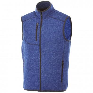 Fontaine Bodywarmer, heather blau, L