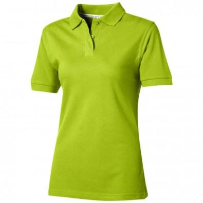 Forehand Poloshirt für Damen, apfelgrün, M