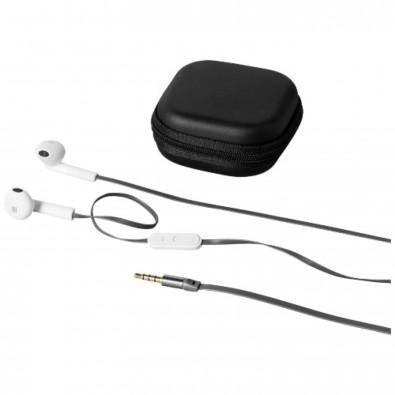 Fusion Ohrhörer, weiss,grau