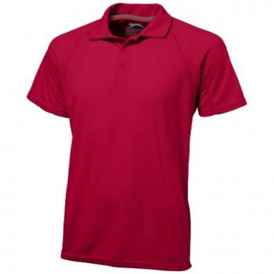 Game – Sport-Poloshirt für Herren, rot, L