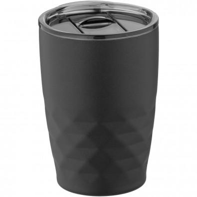 Geo 350 ml Kupfer-Vakuum Isolierbecher, schwarz