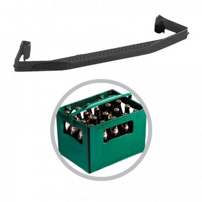 Getränkekasten-Clipper Carry, schwarz