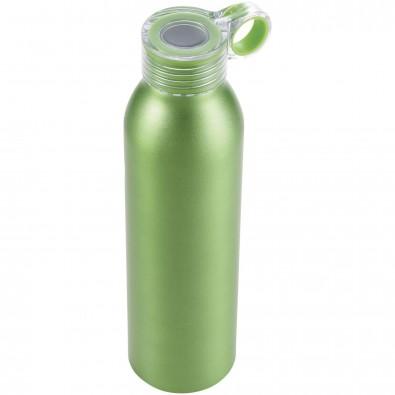 Grom 650 ml Aluminium Sportflasche, limone