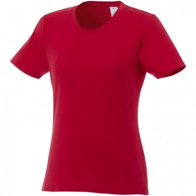 ELEVATE Damen T-Shirt Heros, rot, S