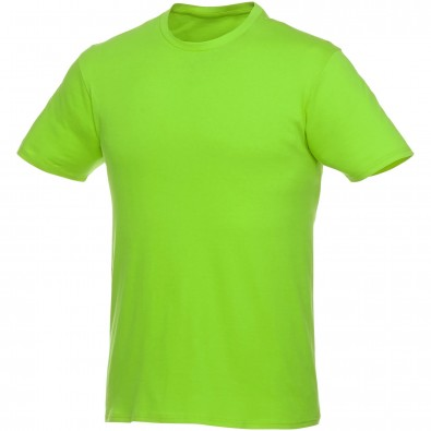 Heros kurzärmliges T-Shirt Unisex, apfelgrün, S