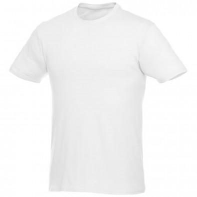 Heros kurzärmliges T-Shirt Unisex, weiss, XL