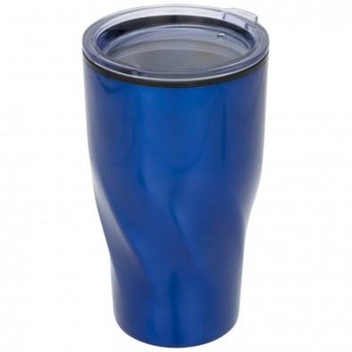 Hugo 420 ml Isolierbecher, blau