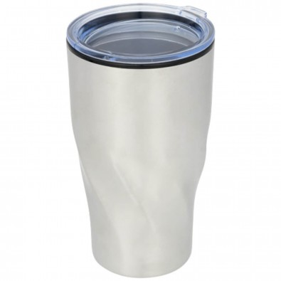 Hugo 420 ml Isolierbecher, silber