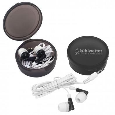 In Ear Kopfhörer Music-Box, Schwarz
