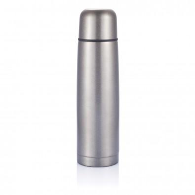 Isolierflasche, grau