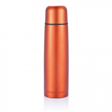 Isolierflasche, orange