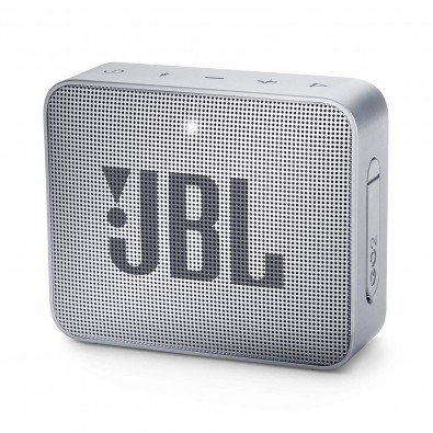 JBL® Bluetooth Lautsprecher GO 2, grau