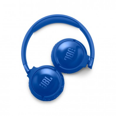 JBL T 600 BT NC kabellose On-Ear Kopfhörer Blue