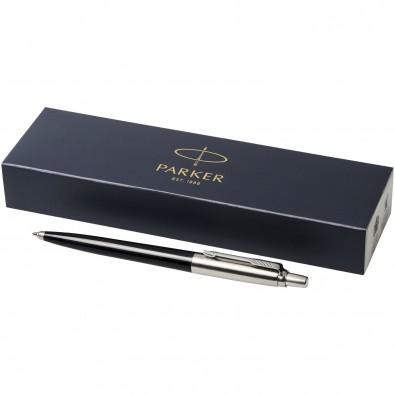 Parker Kugelschreiber Jotter, schwarz,silber