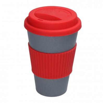 "Kaffeebecher ""Eco"", anthrazit"
