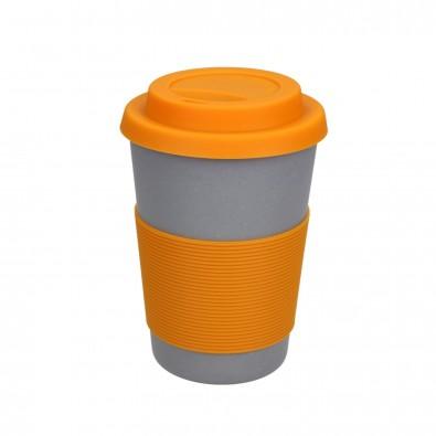 """Kaffeebecher """"Eco"""" klein, anthrazit"""