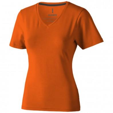 Kawartha – Öko-T-Shirt für Damen, orange, M