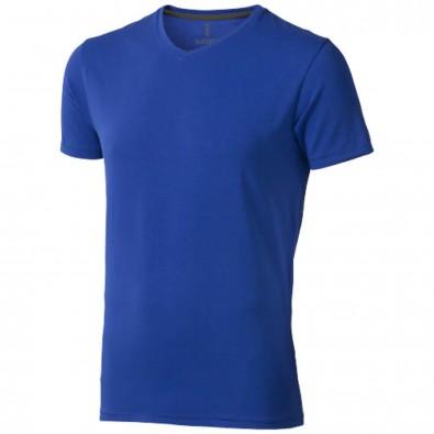 aad278f41a8340 Kawartha – Öko-T-Shirt für Herren blau