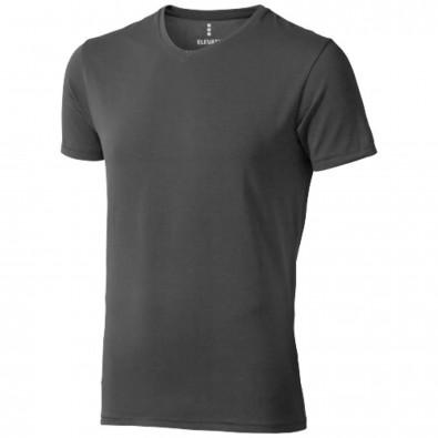 Kawartha – Öko-T-Shirt für Herren, anthrazit, M