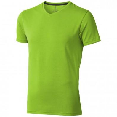Kawartha – Öko-T-Shirt für Herren, apfelgrün, M