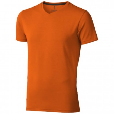 Kawartha – Öko-T-Shirt für Herren, orange, M