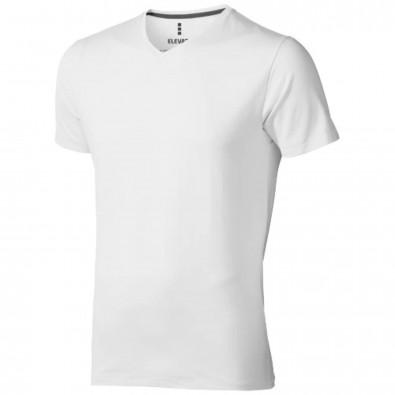 Kawartha – Öko-T-Shirt für Herren, weiss, M