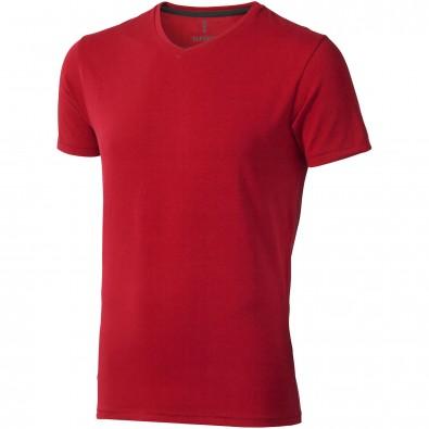 Kawartha Öko T-Shirt für Herren, rot, M