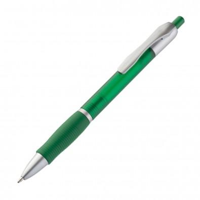 Kugelschreiber Trinidad, Grün/Silber