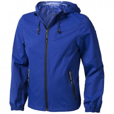 Labrador Jacke mit Kapuze, blau, XS