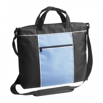 Laptoptasche REFLECTS-LANOIR, hellblau