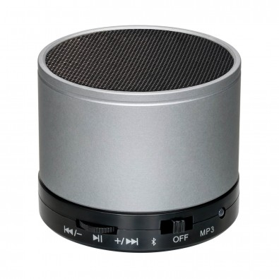 Lautsprecher mit Bluetooth® Technologie FERNLEY silber