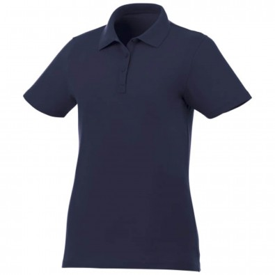 Liberty – Private Label Poloshirt für Damen, navy, S