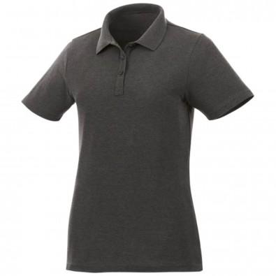 Liberty Private Label Poloshirt für Damen, kohle, S