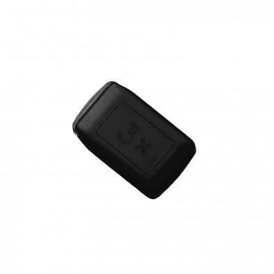 "Lupe ""Pocket 3x"", schwarz"