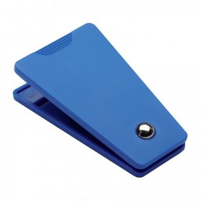 Magnetclip CLIC CLAC II blau