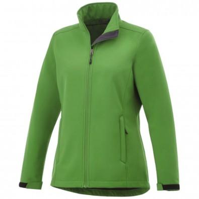 Maxson Softshelljacke für Damen, Fern green, XS