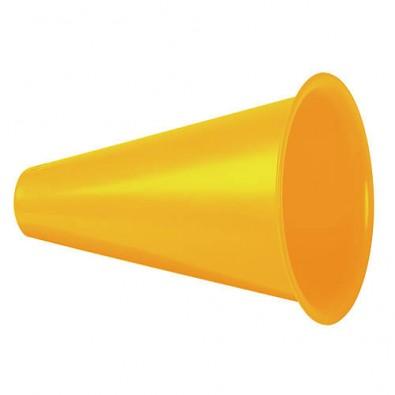 Megaphon Fan Horn standard-gelb
