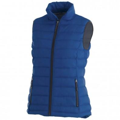 Mercer Damen Thermo Bodywarmer, blau, M