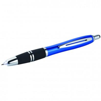 """Metmaxx® Kugelschreiber """"LightMyWrite"""" blau"""