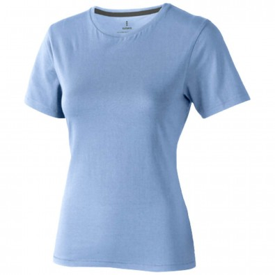Nanaimo – T-Shirt für Damen, hellblau, S
