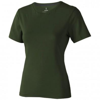 Nanaimo – T-Shirt für Damen, armeegrün, XL