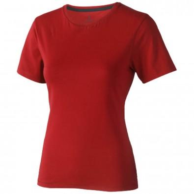Nanaimo – T-Shirt für Damen, rot, L
