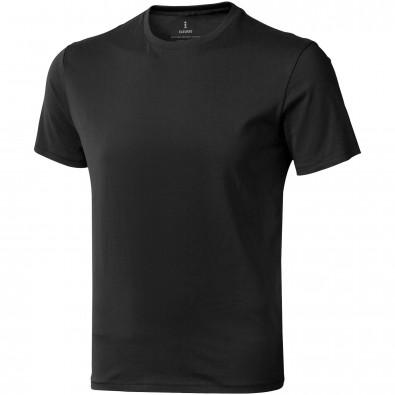Nanaimo – T-Shirt für Herren, anthrazit, S