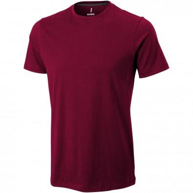 Nanaimo – T-Shirt für Herren, bordeaux, XL