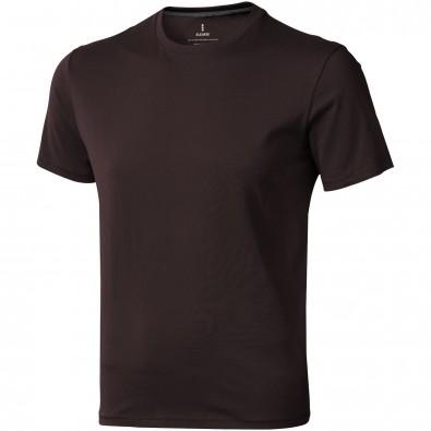 Nanaimo – T-Shirt für Herren, Chocolate Brown, XL