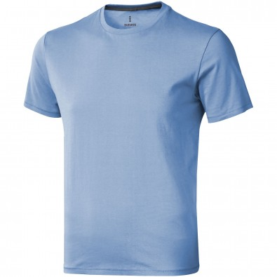 Nanaimo – T-Shirt für Herren, hellblau, XL