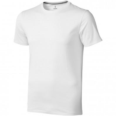 Nanaimo – T-Shirt für Herren, weiss, S