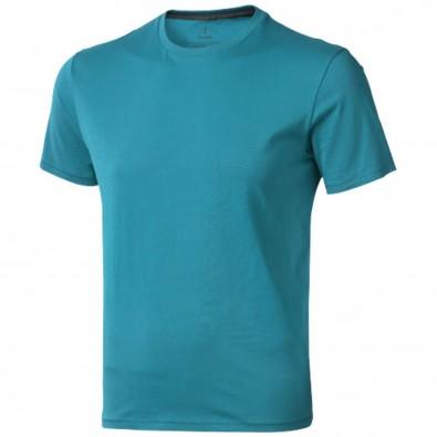 Nanaimo – T-Shirt für Herren, türkis, M