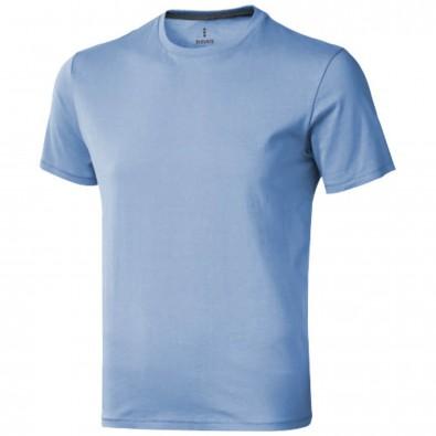 Nanaimo – T-Shirt für Herren, hellblau, XXL
